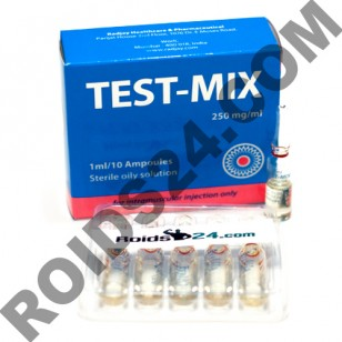 TEST-MIX (Sustanon) 250 mg/ml 1 ml 10 ampoules